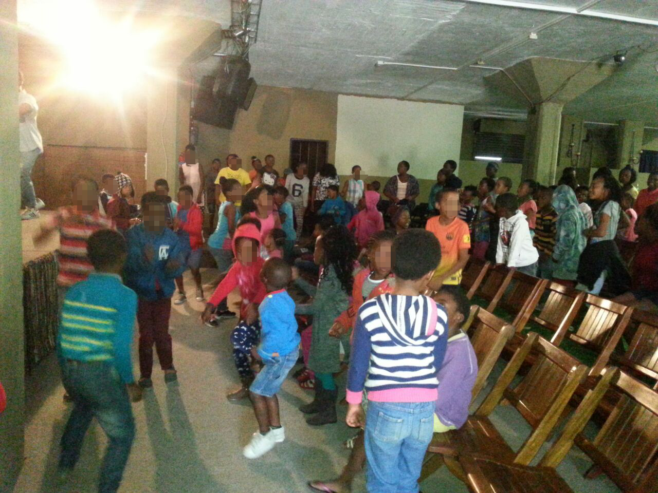 Kids In Christ