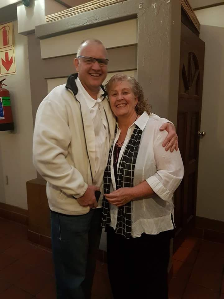 Pastor Kenneth And Dot Carew
